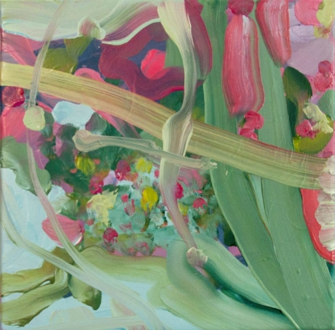 Elisa Muliere, pittura, astrazione, pittura astratta, abstraction, abstract painting, oil painting